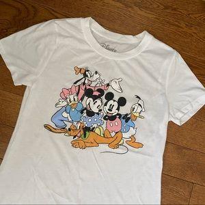 Disney vintage style tee